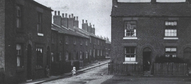 Tonge Street, New Bury, 1930
