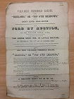 Top o'th' Meadows Auction Advertisement